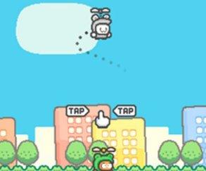 Автор Flappy Bird выпустил новую «убейся-игру» – Swing Copters 2