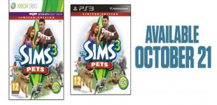 The Sims 3: Питомцы . Видео #3