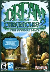 Обложка Dream Chronicles 2: The Eternal Maze