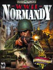Обложка WWII Normandy
