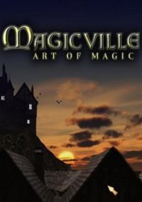 Обложка Magicville: Art of Magic