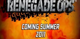 Renegade Ops. Видео #1