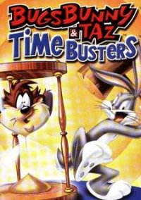 Обложка Bugz Bunny and Taz: Time Busters