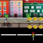 Скриншот Bike Traffic Rush Saga Pro - An Extreme Collecting Game for Kids – Изображение 4