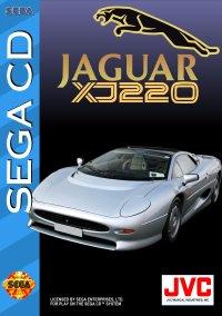 Jaguar XJ220 – фото обложки игры