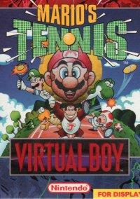 Обложка Mario's Tennis