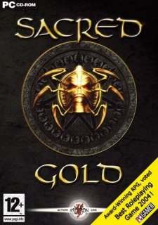 Sacred Gold Edition