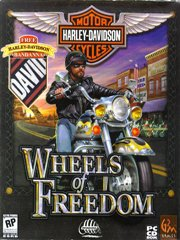 Обложка Harley Davidson: Wheels of Freedom