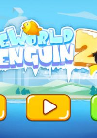 Adventures in Ice World 2 - Runing and Fishing Penguin – фото обложки игры