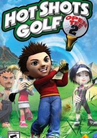Обложка Hot Shots Golf: Open Tee 2