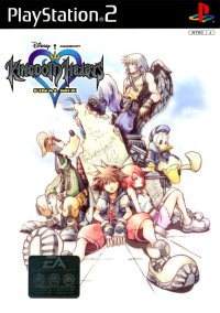 Обложка Kingdom Hearts: Final Mix