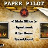 Скриншот Paper Pilot