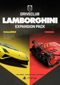 Обложка Driveclub: Lamborghini Expansion Pack
