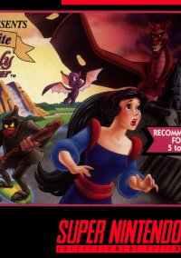 Обложка Snow White in Happily Ever After