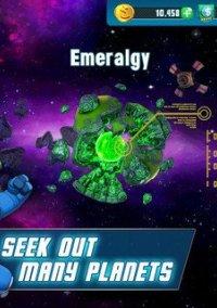 Обложка Cosmic Colony