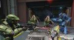 Похорошевшие спартанцы красуются на кадрах из переиздания Halo - Изображение 14