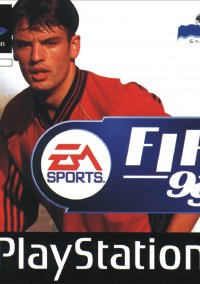 Обложка FIFA '99