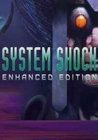 Обложка System Shock Enhanced Version