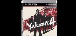 Yakuza 4. Видео #2