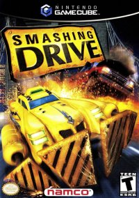 Обложка Smashing Drive