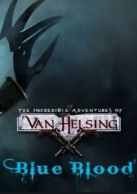 Обложка Van Helsing: Blue Blood