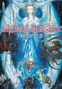 Обложка Final Fantasy 14: A Realm Reborn