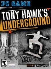 Обложка Tony Hawk's Underground