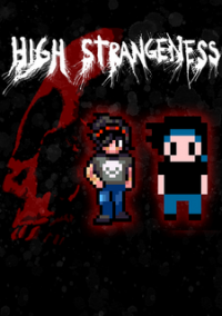 Обложка High Strangeness