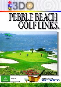 Обложка Pebble Beach Golf Links