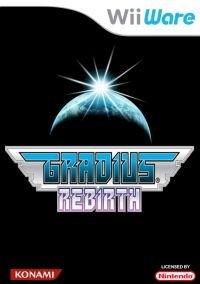 Обложка Gradius ReBirth
