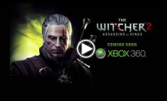 The Witcher 2 - E3 2011. Геймплей Xbox 360-версии