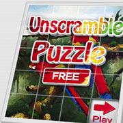 Обложка Unscramble Puzzle