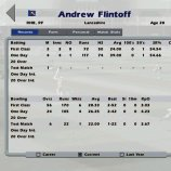 Скриншот International Cricket Captain 2006