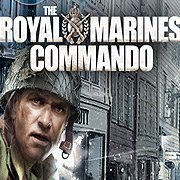 Обложка The Royal Marines Commando