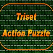 Triset Action Puzzle