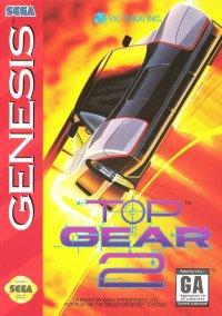 Обложка Top Gear 2