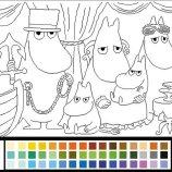 Скриншот Moomintrolls: Out at Sea