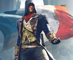 Гифка дня: повешенный спокойно отдыхает в Assassin's Creed Unity