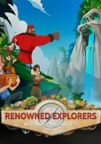 Обложка Renowned Explorers: International Society