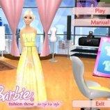 Скриншот Barbie Fashion Show: An Eye for Style