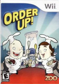 Обложка Order Up!!