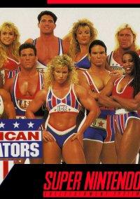 American Gladiators – фото обложки игры
