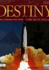 Обложка Destiny: World Domination From Stone Age to Space Age