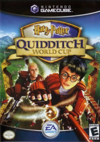 Обложка Harry Potter: Quidditch World Cup