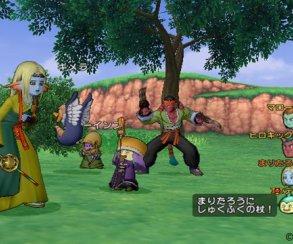 Объявлена дата выхода Dragon Quest X