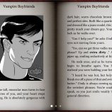 Скриншот Strange Loves: Vampire Boyfriends