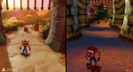Эксперты Digital Foundry сравнили графику Crash Bandicoot наPS4 иPS1. - Изображение 2