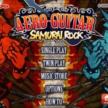 Скриншот AeroGuitar Samurai Rock