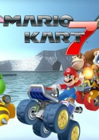 Обложка Mario Kart 7