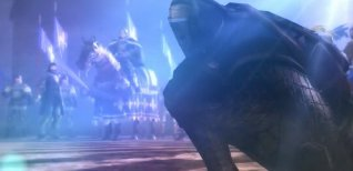 Bladestorm: Nightmare. Геймплейный трейлер